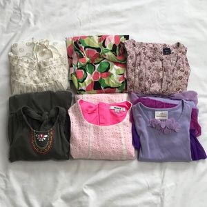 GIRL'S LOT OF 6 DRESSES (SIZE 6)